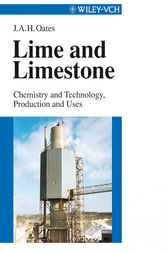 Lime and Limestone by J. A. H. Oates