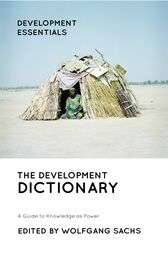The Development Dictionary by Wolfgang Sachs