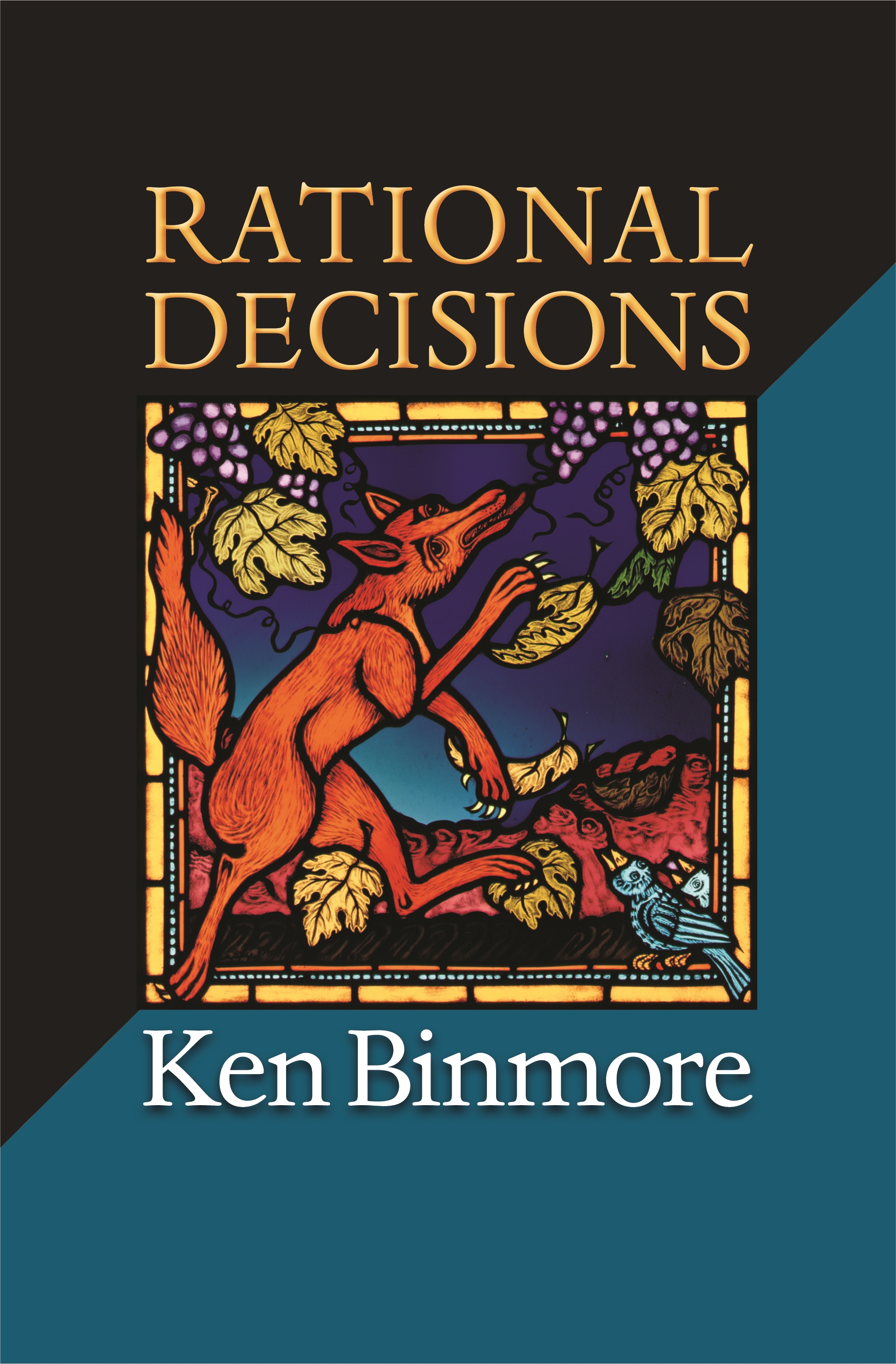 Download Ebook Rational Decisions by Ken Binmore Pdf