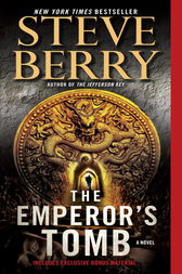 The Emperor's Tomb (with bonus short story The Balkan Escape) by Steve Berry