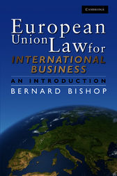 european business law