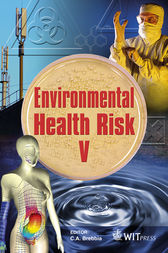 Environmental Health Risk V by C. A. Brebbia