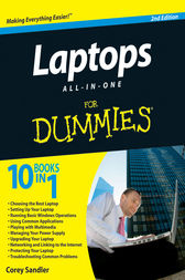 Laptops All-in-One For Dummies by Corey Sandler