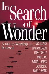In Search of Wonder by Dr. Lynn Anderson