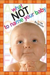 What Not to Name Your Baby by Joe Borgenicht