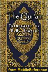 The Qur'an by M.H. Shakir