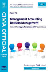 Management Accounting Decision Management by Jo Avis