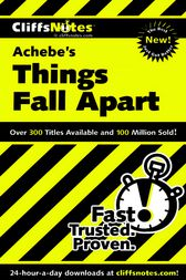 Achebe's Things Fall Apart by John Chua