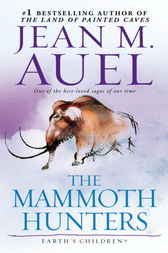 The Mammoth Hunters (with Bonus Content) by Jean M. Auel