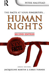 Key Facts: Human Rights, 2nd Edition by Peter Halstead