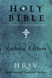 NRSV Catholic Edition Bible by Harper Bibles