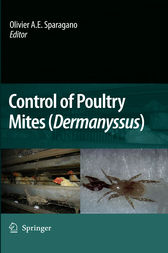 Control of Poultry Mites (Dermanyssus) by Olivier Sparagano