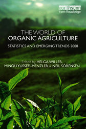 The World of Organic Agriculture by Minou Yussefi-Menzler
