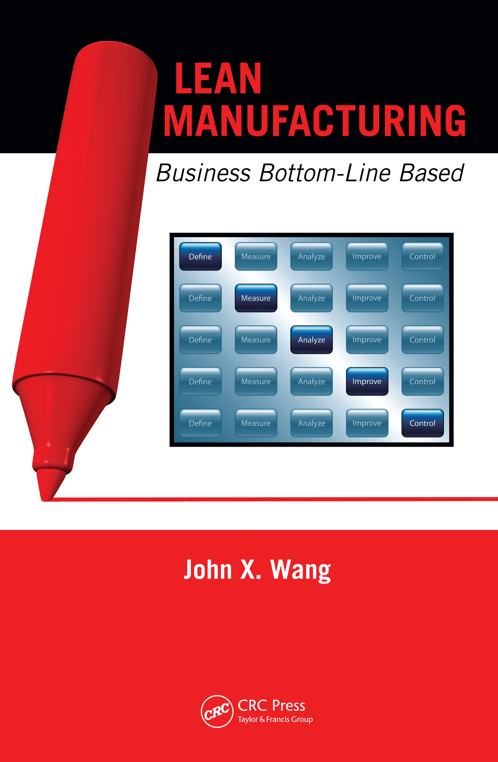Download Ebook Lean Manufacturing by John X. Wang Pdf