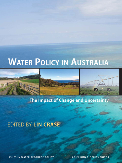 Download Ebook Water Policy in Australia by Lin Crase Pdf