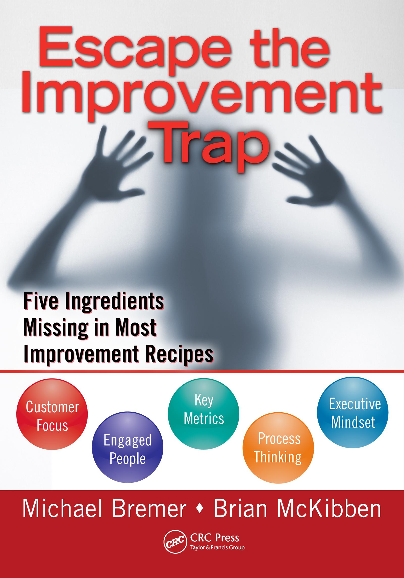 Download Ebook Escape the Improvement Trap by Michael Bremer Pdf