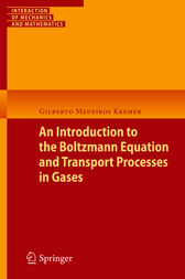 An Introduction to the Boltzmann Equation and Transport Processes in Gases by Gilberto M. Kremer