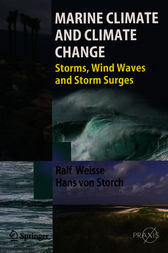 Marine Climate and Climate Change by Ralf Weisse