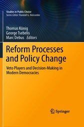 Reform Processes and Policy Change by Thomas König