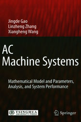 AC Machine Systems by Jingde Gao