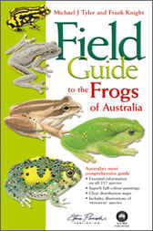 Field Guide to the Frogs of Australia by Michael Tyler