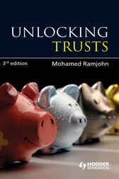Unlocking Trusts by Mohamed Ramjohn