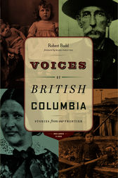 Voices of British Columbia by Robert Budd