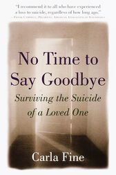 No Time to Say Goodbye by Carla Fine
