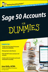 Sage 50 Accounts For Dummies by Jane Kelly