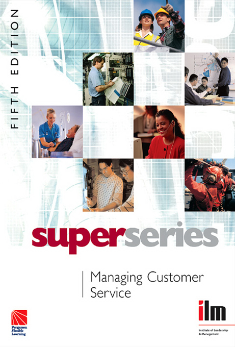 Download Ebook Managing Customer Service (5th ed.) by Institute of Leadership & Management Pdf