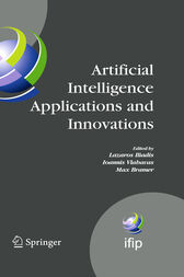 Artificial Intelligence Applications and Innovations by Lazaros Iliadis