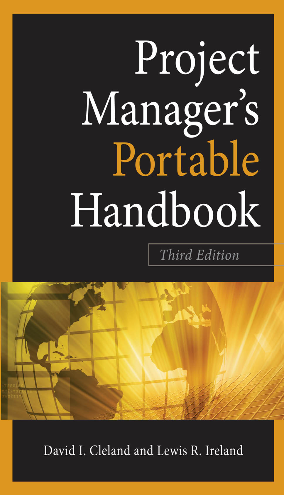 Download Ebook Project Managers Portable Handbook, Third Edition (3rd ed.) by David L. Cleland Pdf