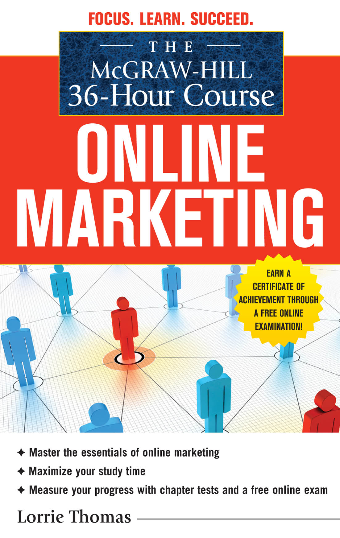 Download Ebook The McGraw-Hill 36-Hour Course: Online Marketing by Lorrie Thomas Pdf