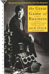 The Great Game of Business by Jack Stack