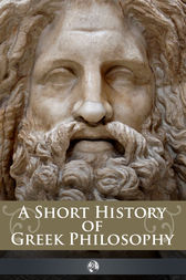 A Short History of Greek Philosophy by John Marshall