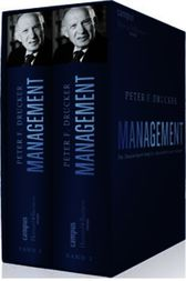 Management by Peter Drucker