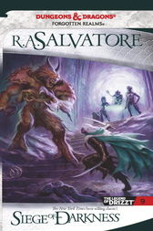 Siege of Darkness by R.A. Salvatore