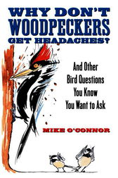 Why Don't Woodpeckers Get Headaches? by Mike O'Connor