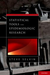 Statistical Tools for Epidemiologic Research by Steve Selvin