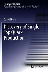 Discovery of Single Top Quark Production by Dag Gillberg