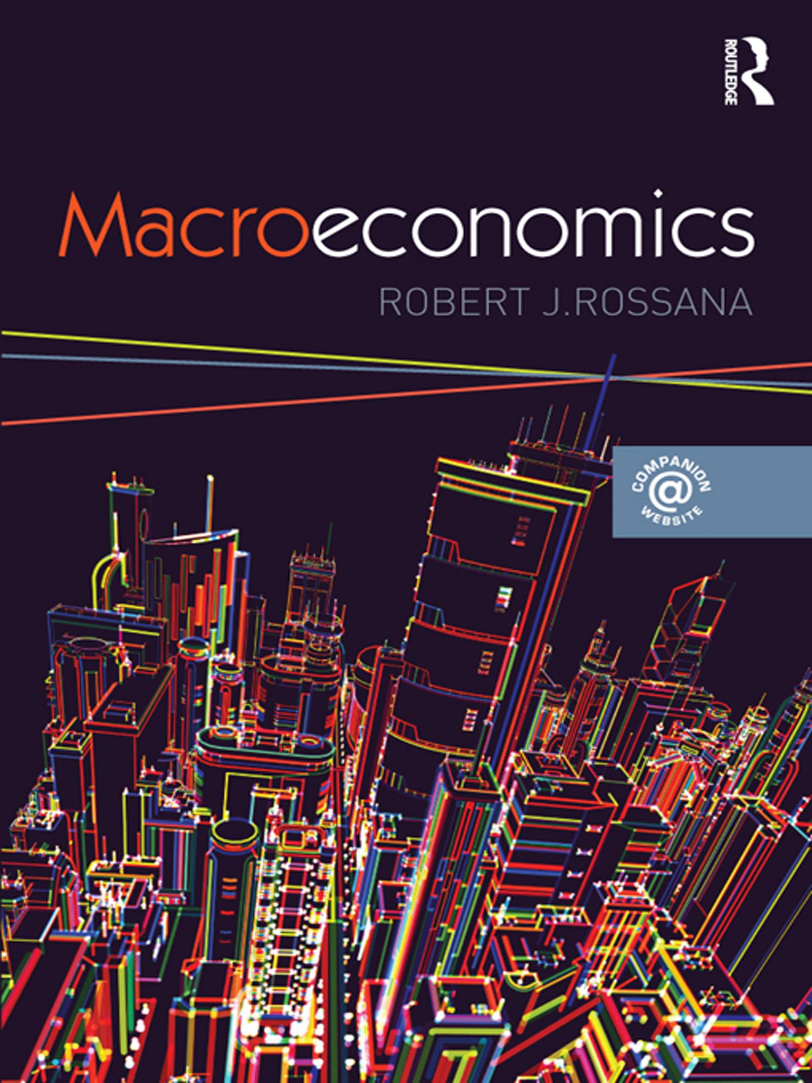 Download Ebook Macroeconomics by Robert J. Rossana Pdf