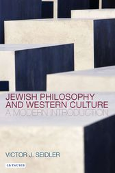 Jewish Philosophy and Western Culture by Victor Seidler