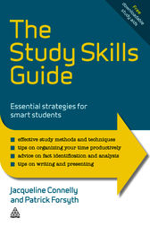 The Study Skills Guide by Jacqueline Connelly