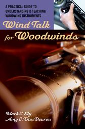 Wind Talk for Woodwinds by Mark C. Ely