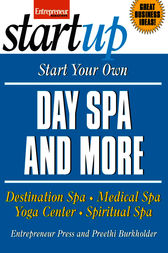 Start Your Own Day Spa and More by Entrepreneur Press