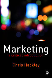 Marketing by Chris Hackley
