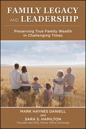Family Legacy and Leadership by Mark Daniell