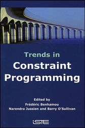 Trends in Constraint Programming by Frédéric Benhamou