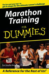 Marathon Training For Dummies by Tere Stouffer Drenth