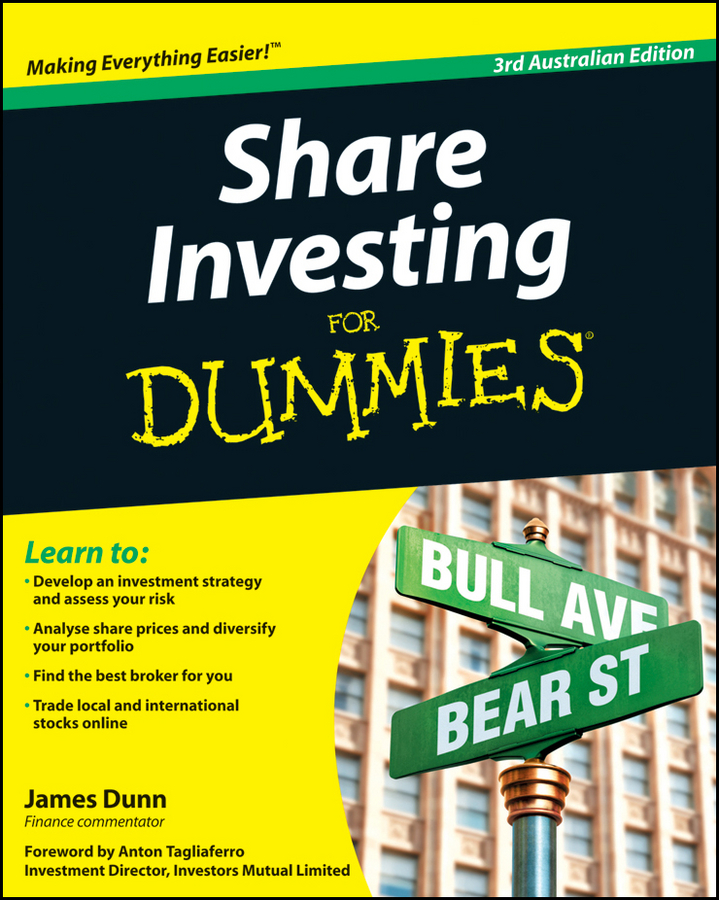 Download Ebook Share Investing For Dummies (3rd ed.) by James Dunn Pdf